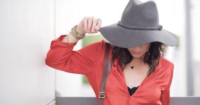 Как носить шляпу правильно