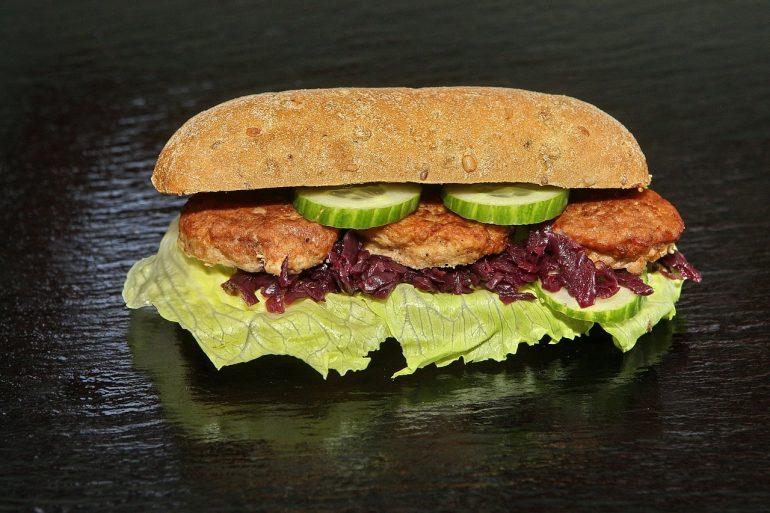 Сэндвичи и бутерброды
