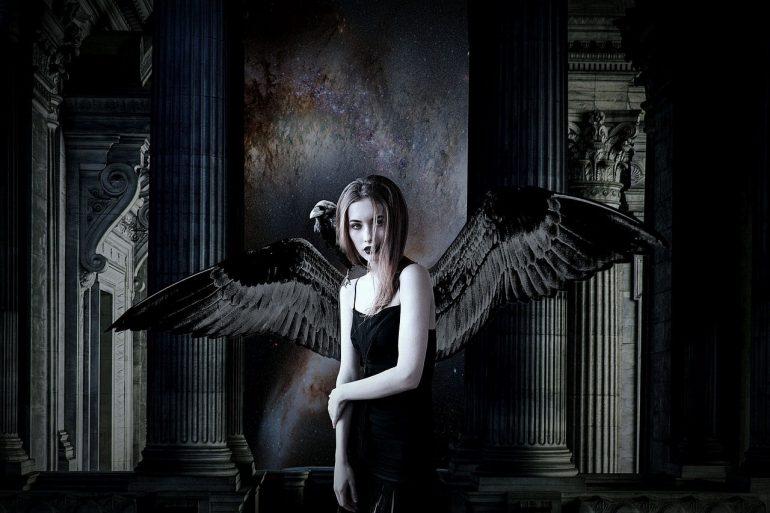 Ангел по Нострадамусу