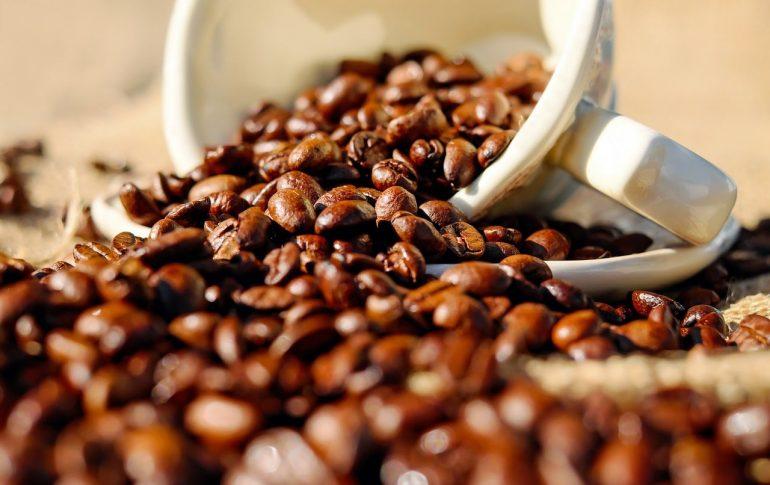 Натуральные кофейные зерна