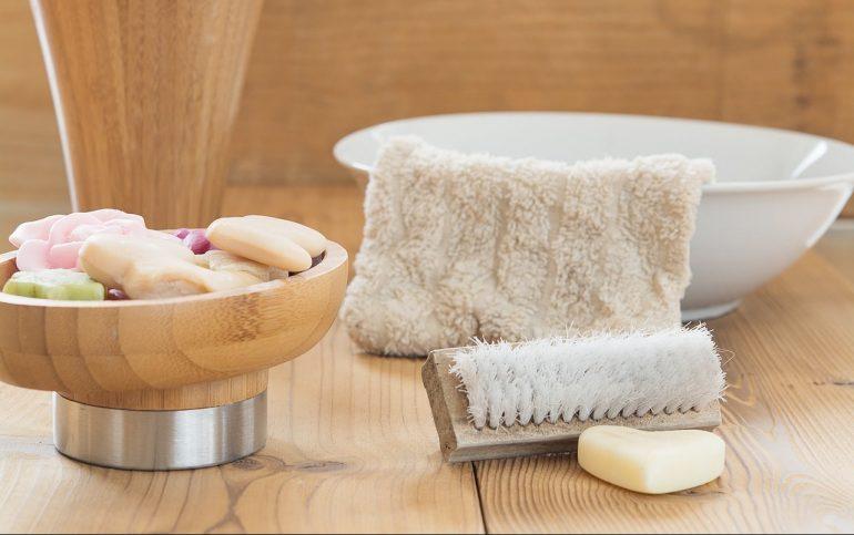 Мыло от запаха