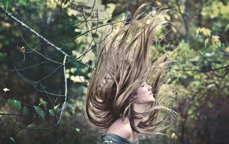 Как избавить от статики волосы