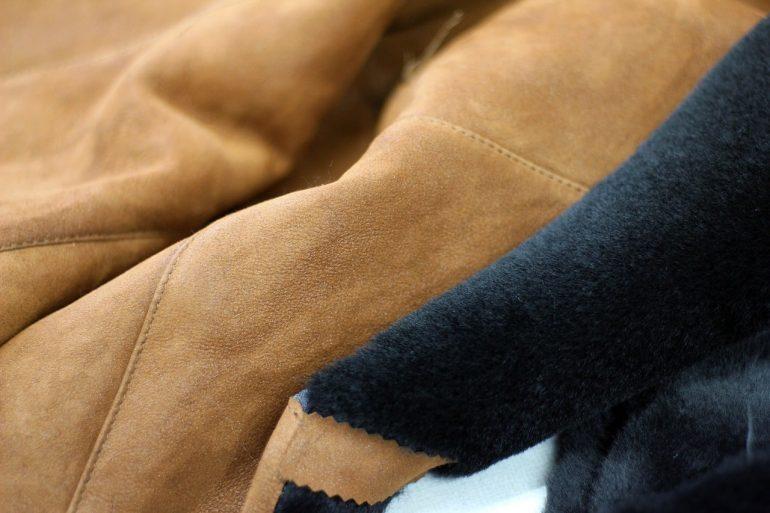 Одежда из кожи и кожзаменителей