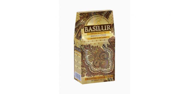 Basilur Oriental collection Masala chai