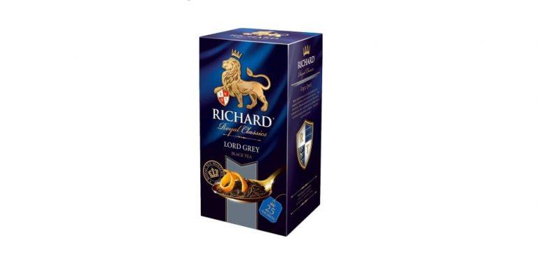 Richard Lord Grey в пакетиках