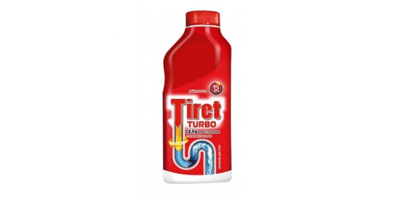 Средство Tiret Turbo