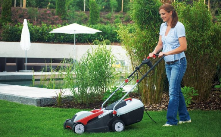 Рейтинг газонокосилок
