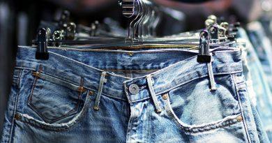 Как подобрать джинсы по типу фигуры