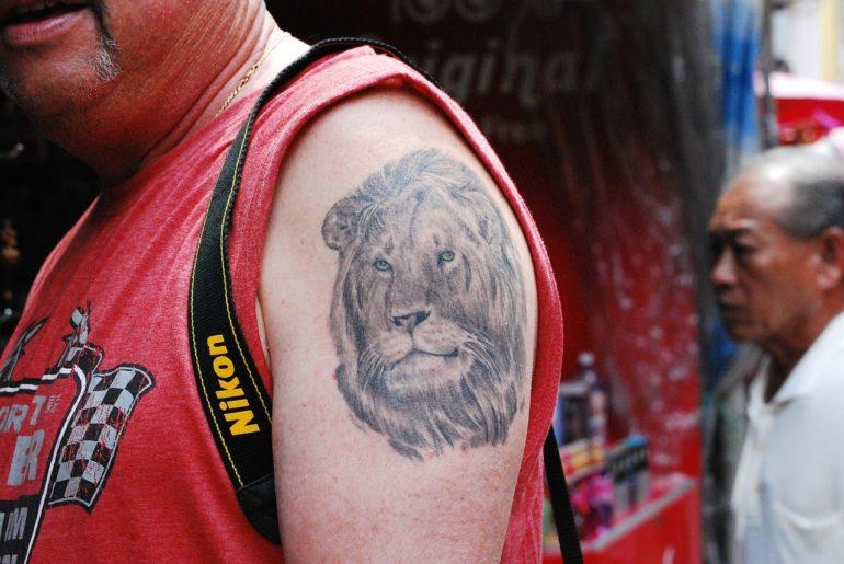 Тату для Львов