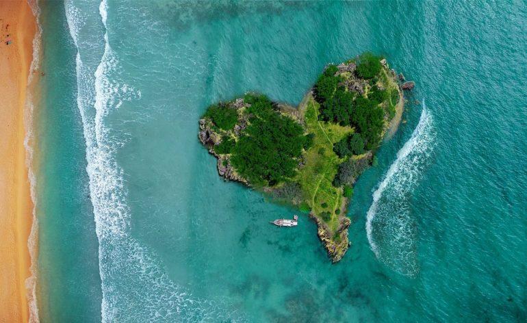 Остров во сне