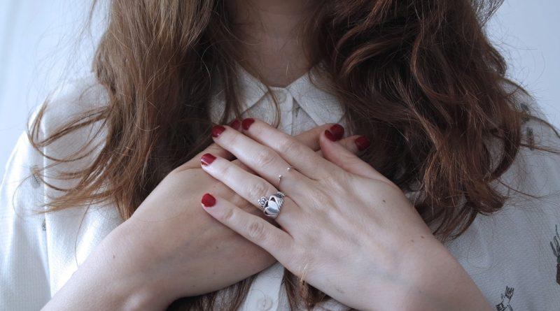 Длина пальцев у женщин