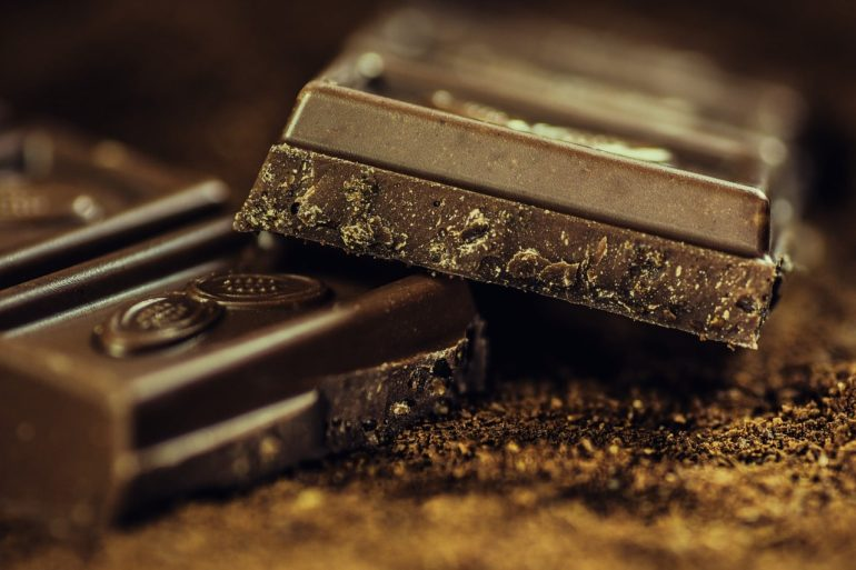 Шоколад во сне
