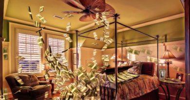 Что снится к деньгам