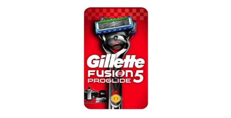 Gillette Fusion5 ProGlide Power Flexball