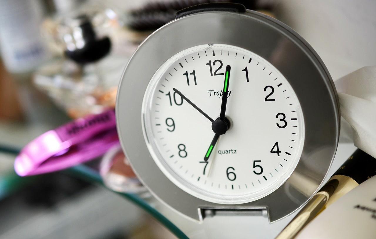Как следить за собой без потери времени