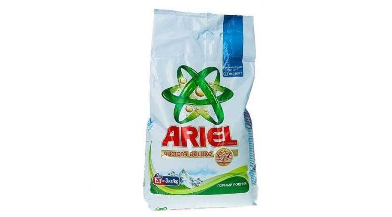 Порошок Ariel Горный родник (автомат)