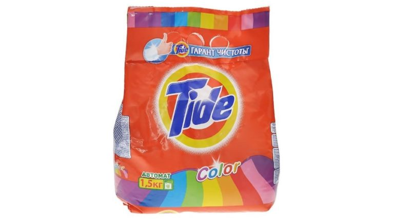 Порошок Tide Color (автомат)