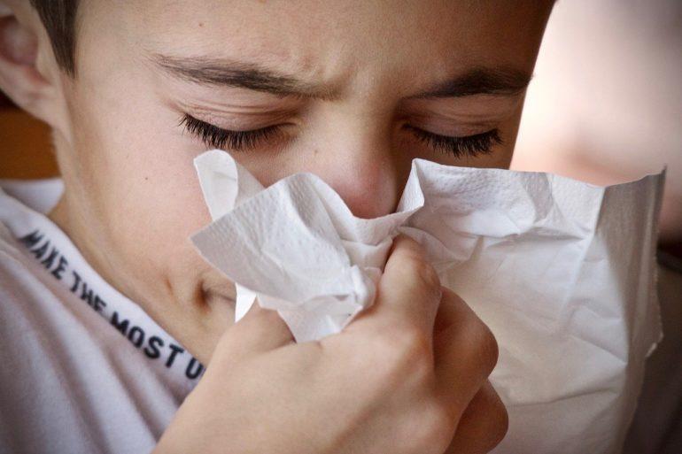 Средства от простуды для детей