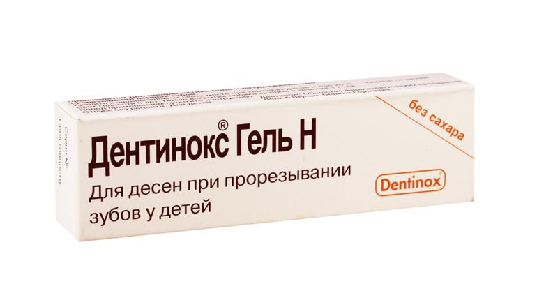 Дентинокс-гель