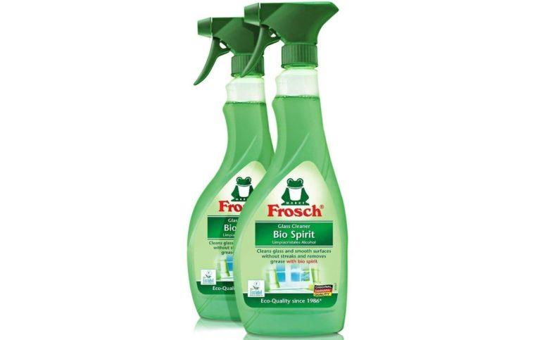 Frosch Glass Cleaner Зеленый лимон