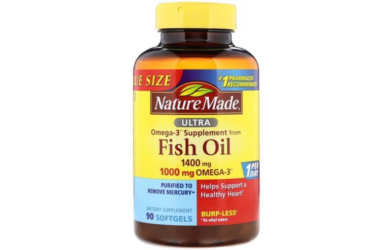 Nature Made Fish Oil Ultra Omega-3