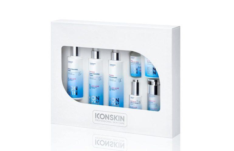 ICON SKIN Набор № 3 «Совершенная кожа 360°» для жирной кожи с акне 3–4-го типа