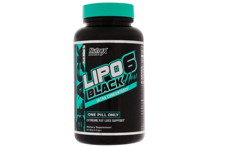 Lipo 6 Black Hers Ultra Concentrate (Nutrex)