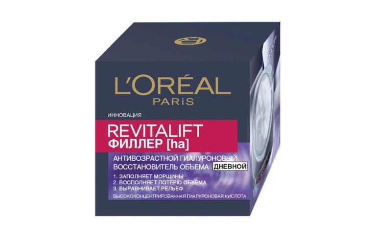 L'Oreal Paris Revitalift филлер дневной