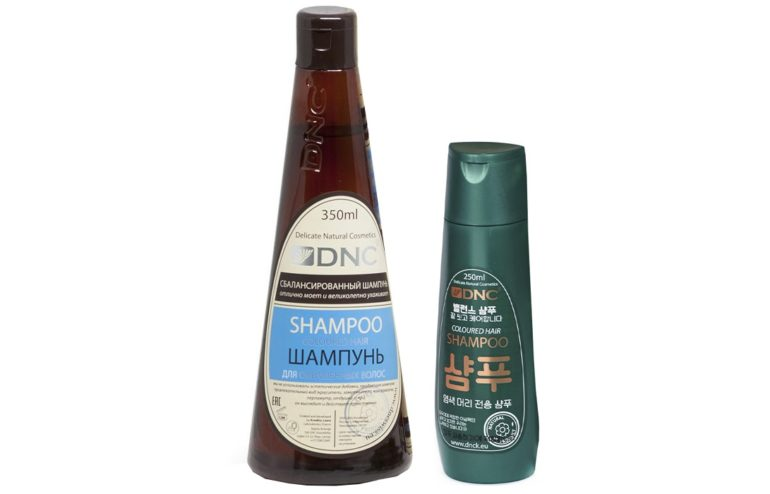 DNC Coloured Hair Shampoo