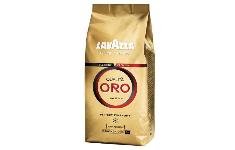 Лучший кофе в зернах Lavazza Qualità Oro