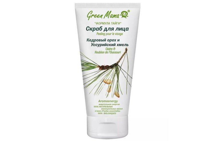 Green Mama Кедровый орех и уссурийский хмель
